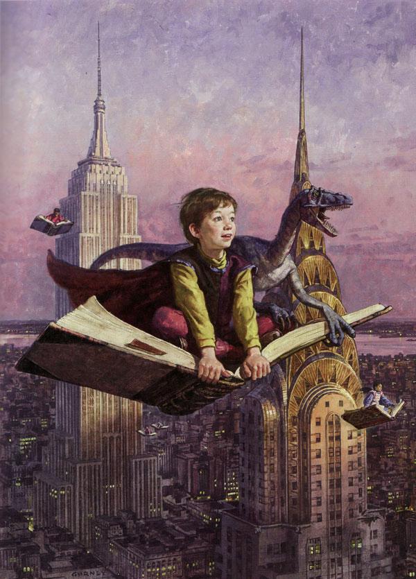 James Gurney Flights of Fancy