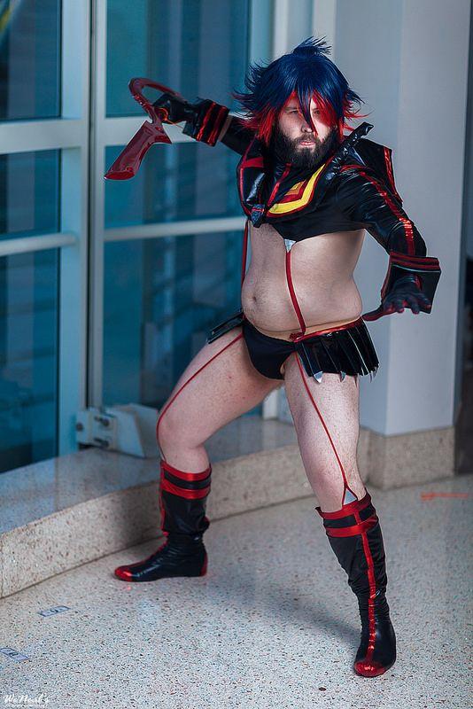 Ryuko_Matoi_cosplay_man