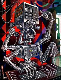 Арцибашев / Artzybasheff cybernetics