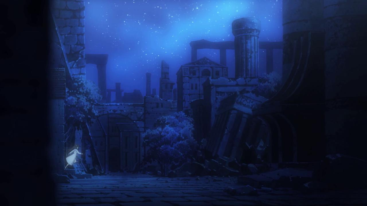 DanMachi 01 14_27 (Dungeon ni Deai o Motomeru no wa Machigatte Iru Darou ka)