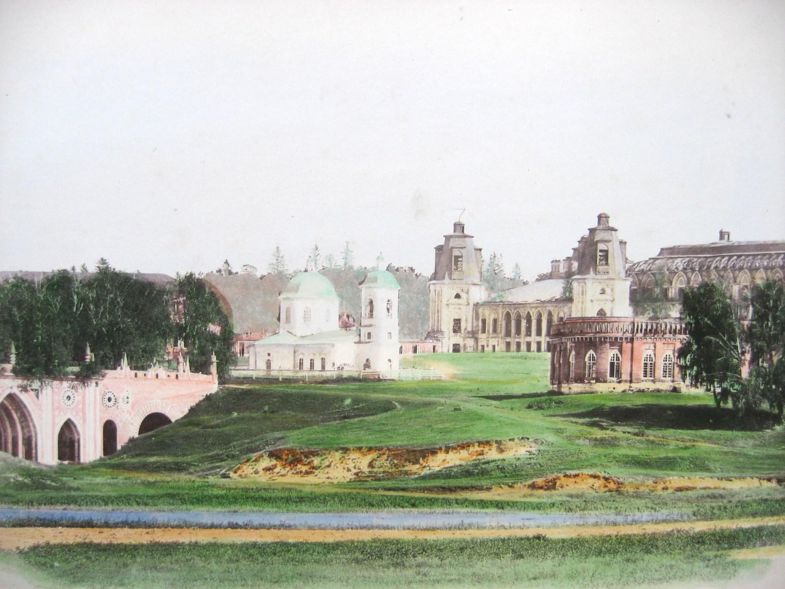 7. Дворец в Царицыно