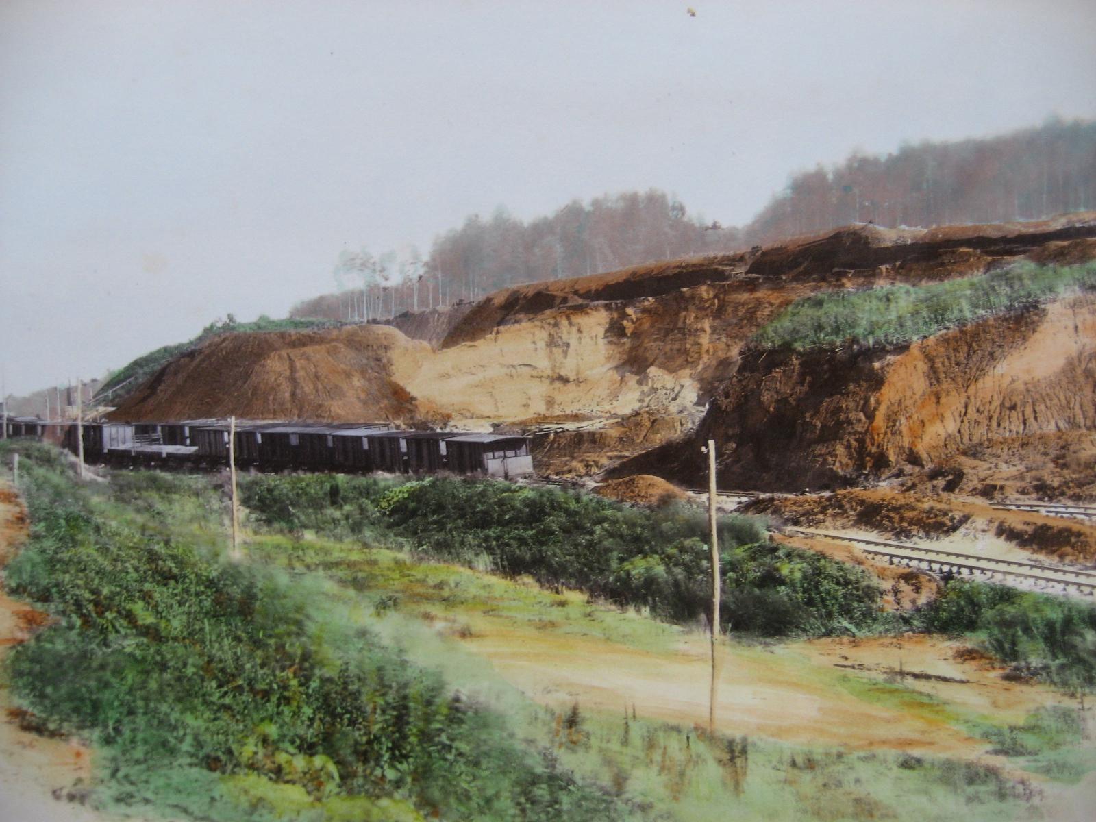 21. Карьер песка на 194 версте