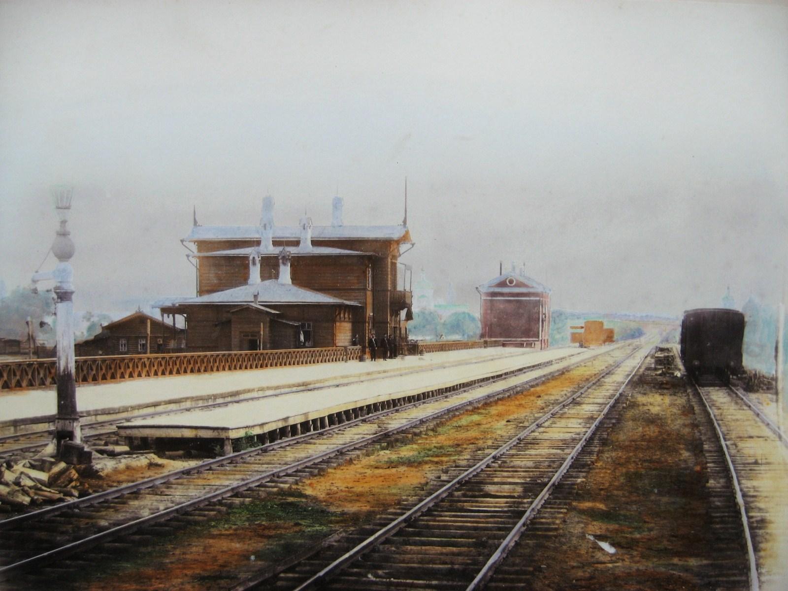 26. Станция Мценск