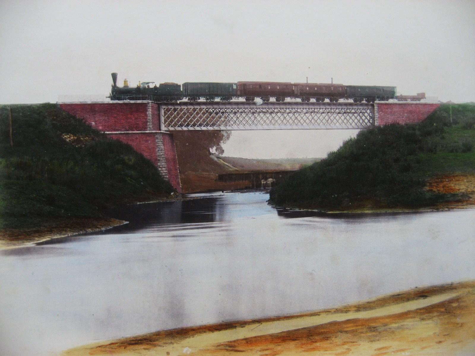 28. Мост через р. Оптуху
