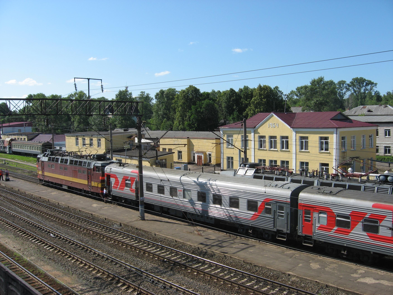 74. Пасс.поезд Иркутск-Спб.