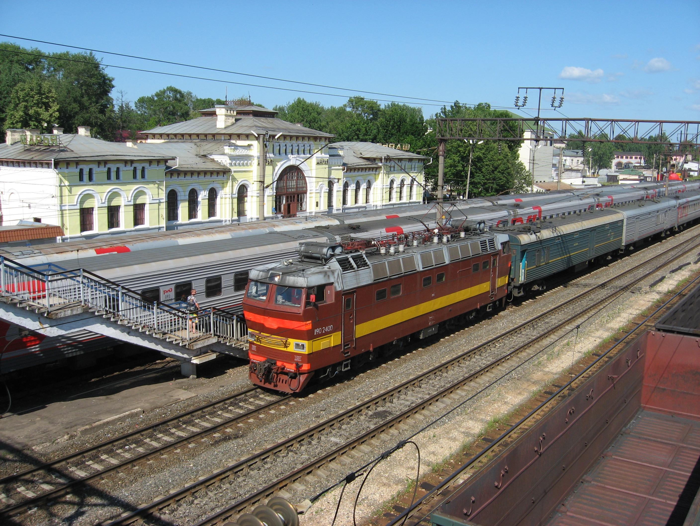 75. Пасс.поезд Чита-Москва.