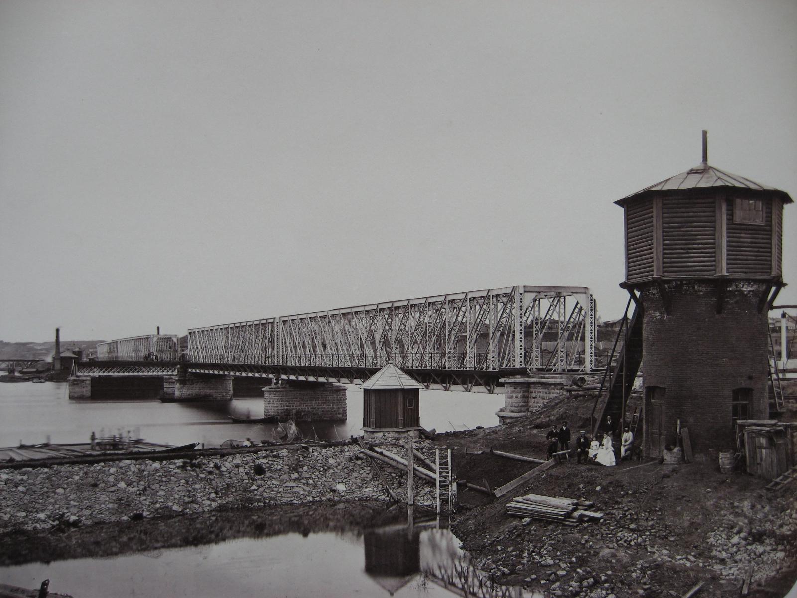 3. Мост через р. Дон
