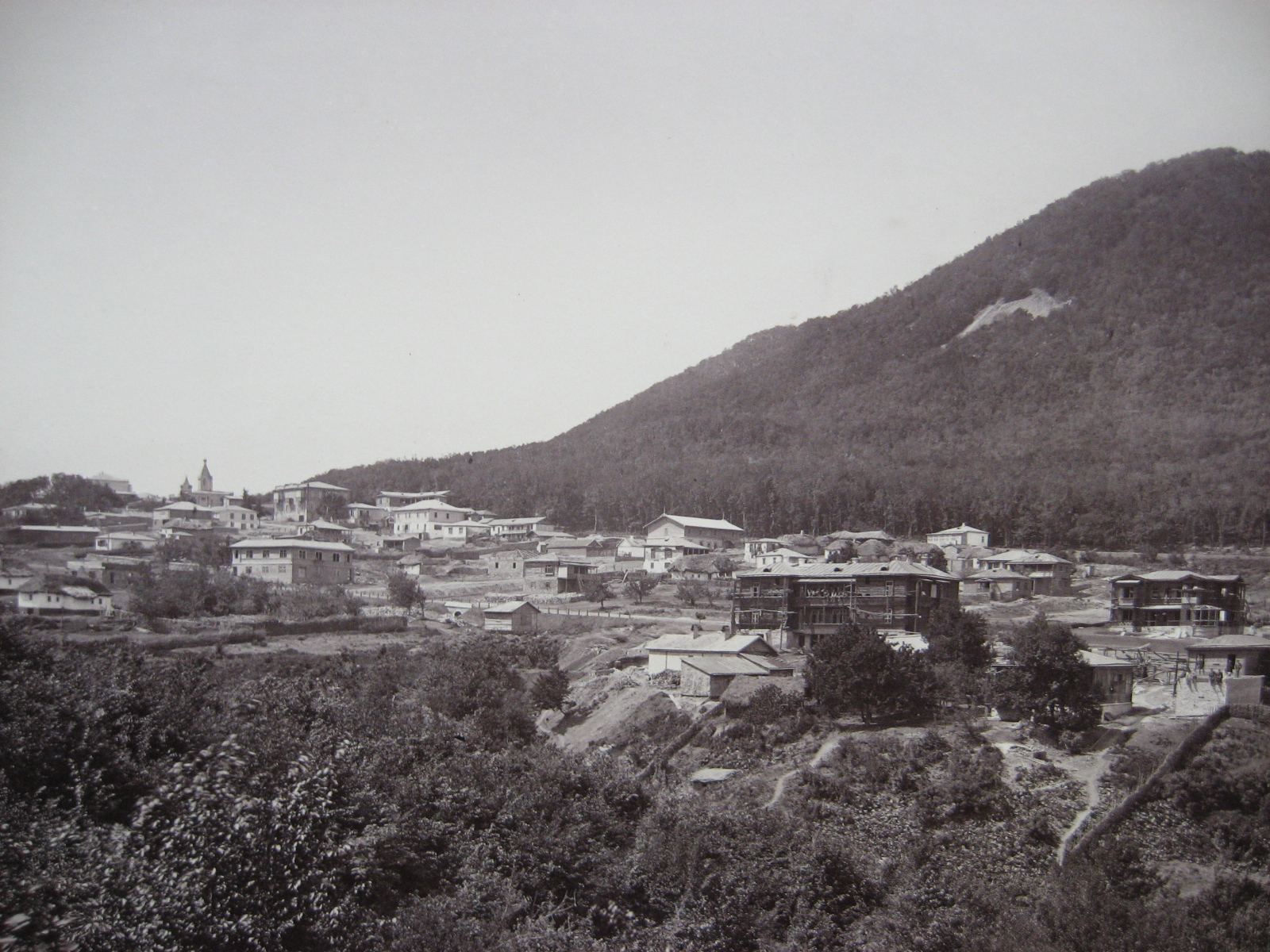 9. Железноводск и железная гора