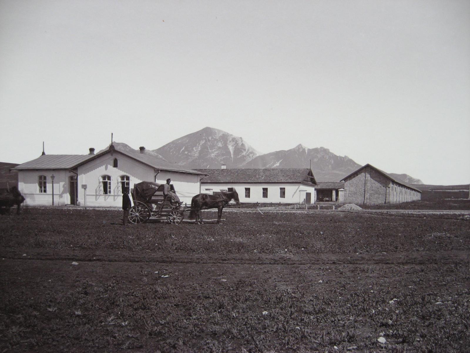 10. Пятигорская почтовая станция