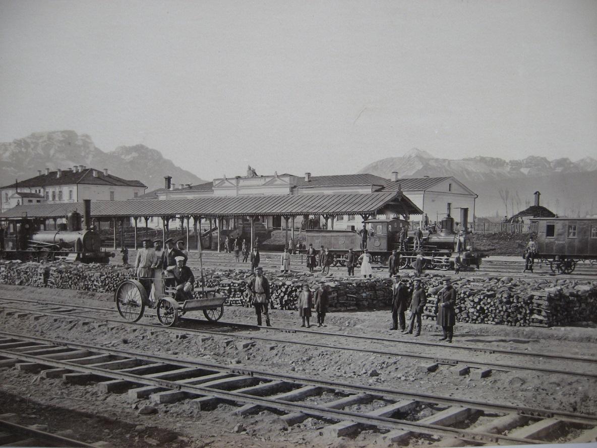 16. Cтанция Владикавказ