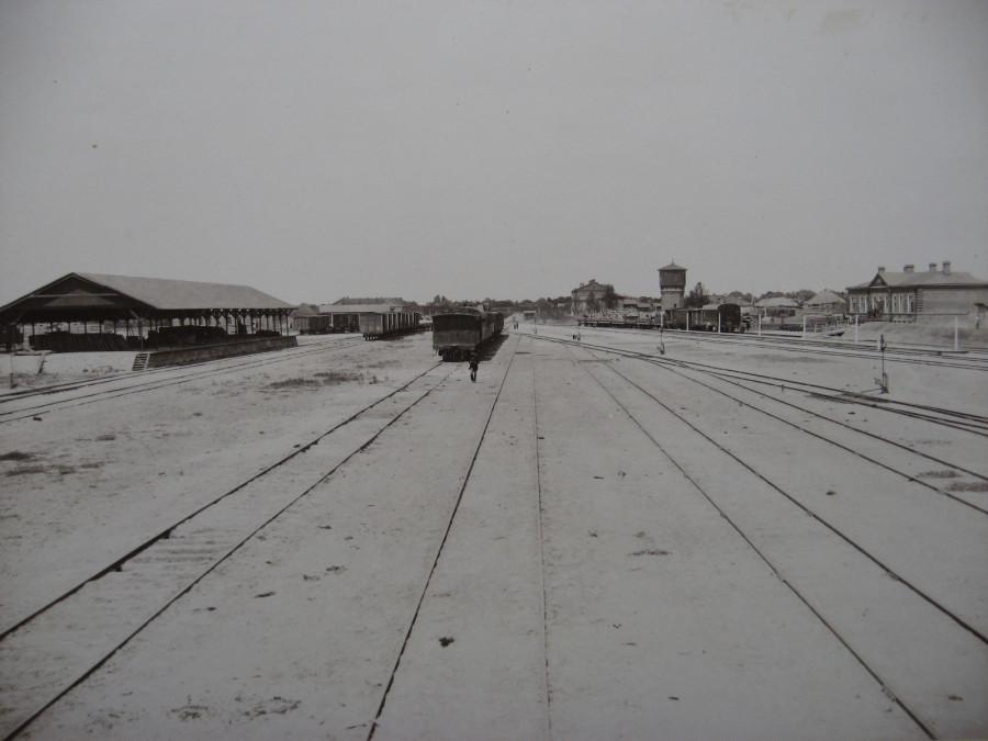 1. Станция Харьков