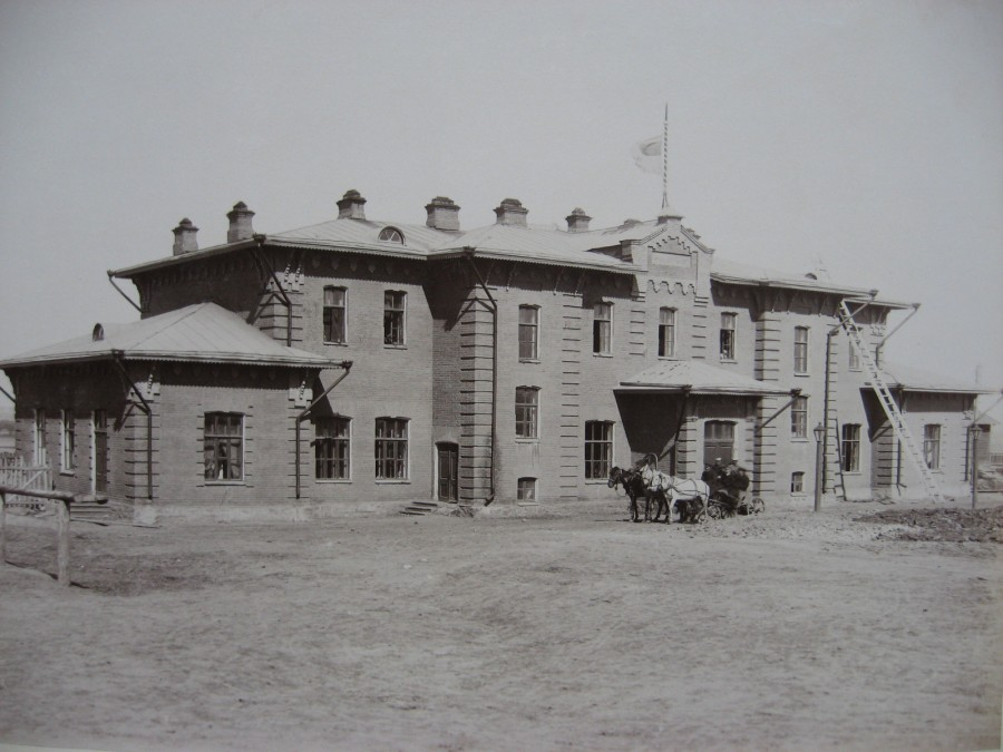 10. Станция Новохоперск