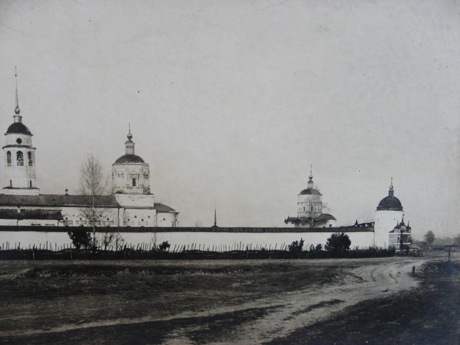 7. Монастырь близ Солодчи.