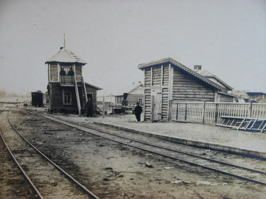 6. Станция Рязань-Шумашь (незатопляемая).