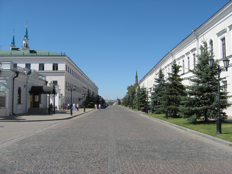 27. Кремль. Выставочный центр.