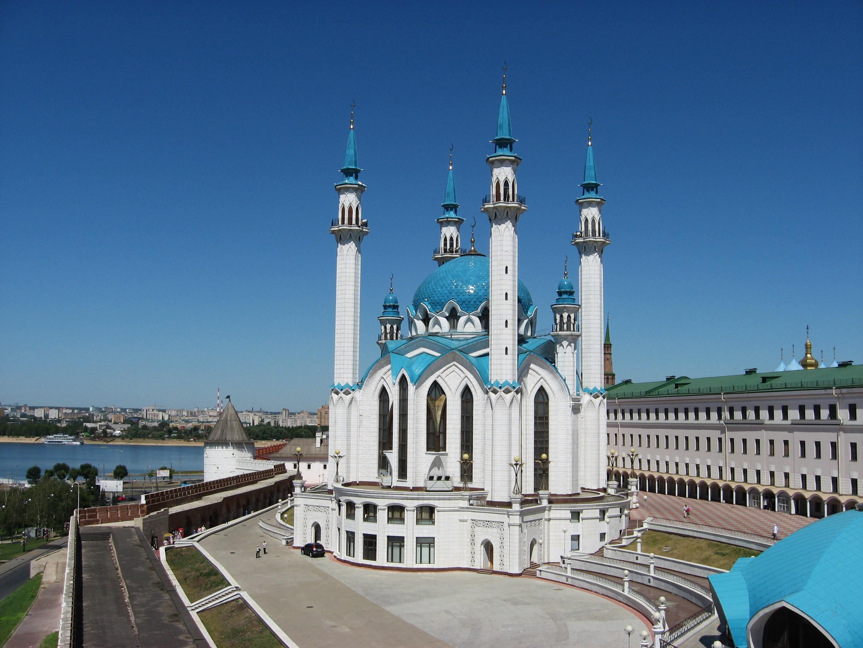 17. Кремль. Мечеть Кул-Шариф
