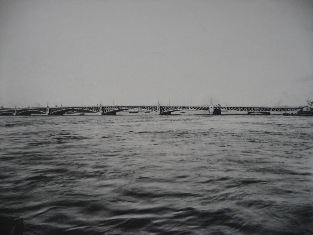 1. Общий вид моста.
