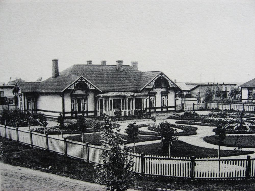 38. Типовой жилой дом.