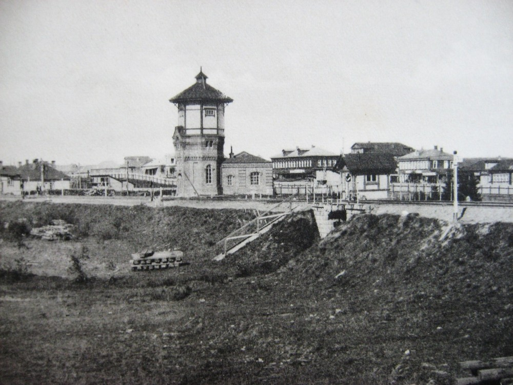 4. Станция Шаховская.