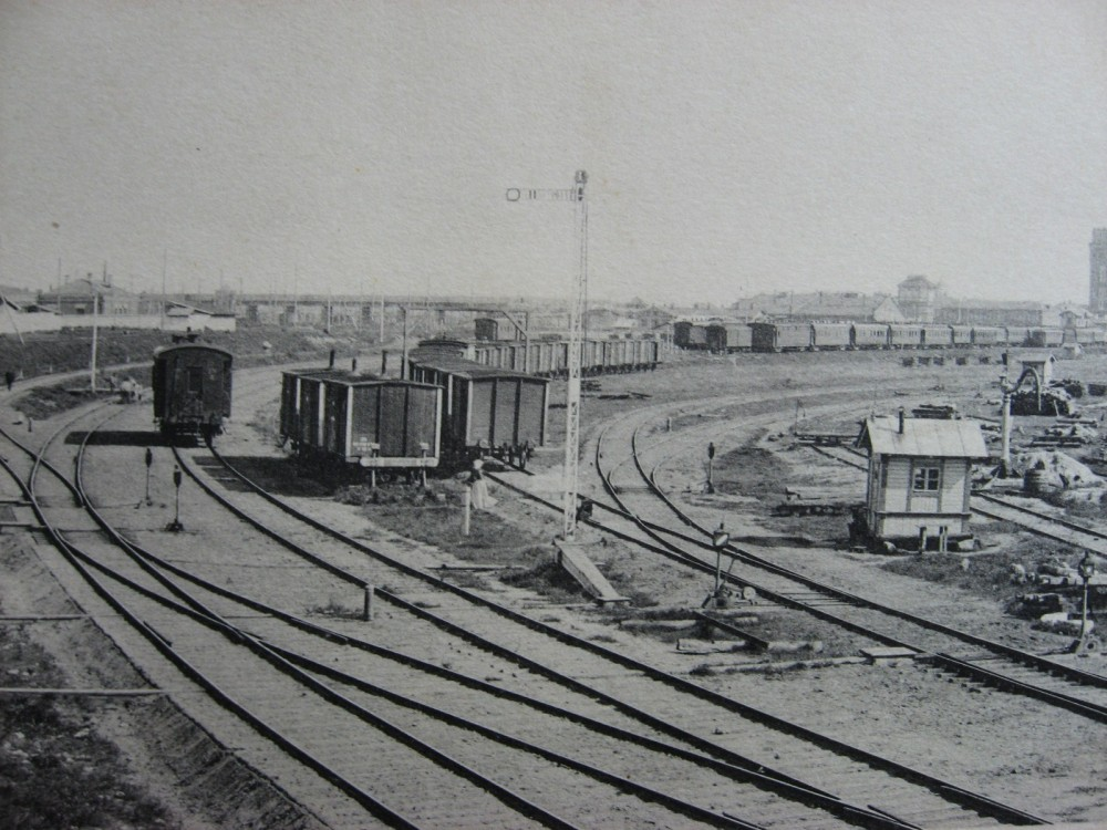 30. Станция Москва.