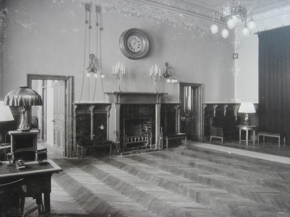 17. Комната для свиты. 1901 год.