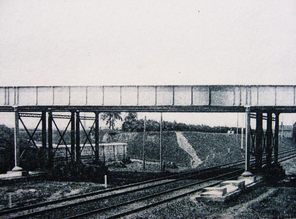 19. Общий вид моста через Николаевскую ж.д.