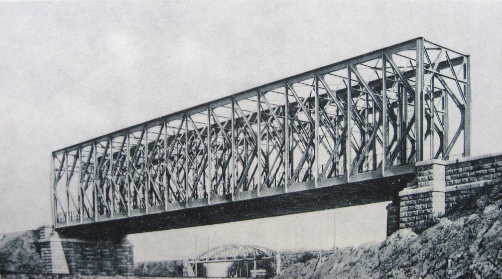 20. Общий вид моста над Брестской ж.д.