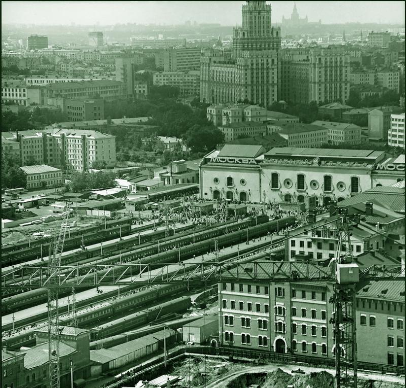 7. Казанский вокзал, 70-е годы