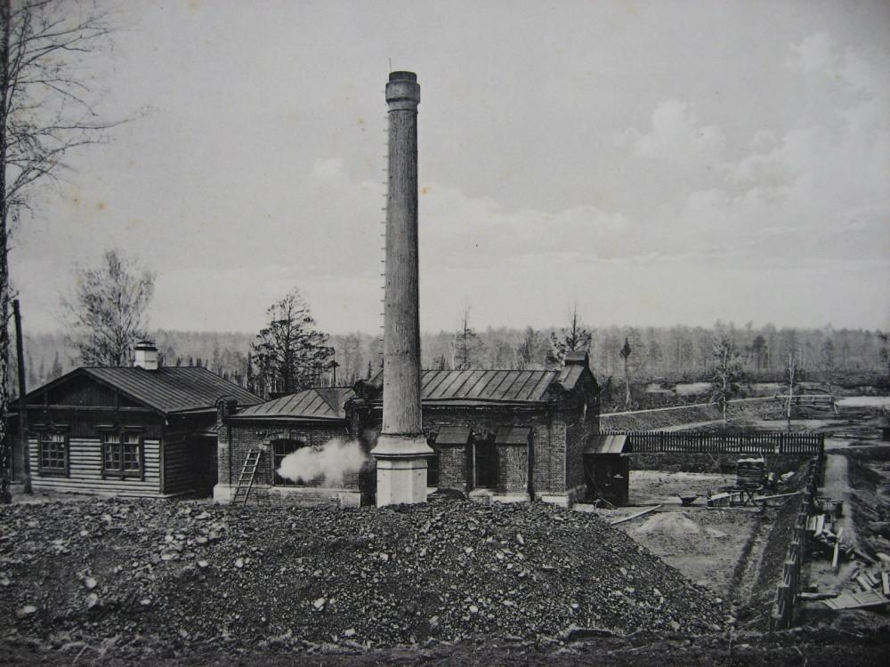 3. Водоподъемное здание на ст. Иланская.