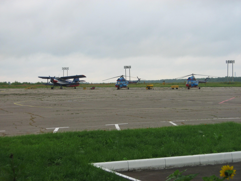 6. Аэропорт Кострома.