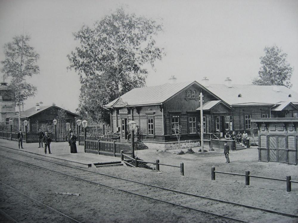 18. Станция V класса Дупленская.
