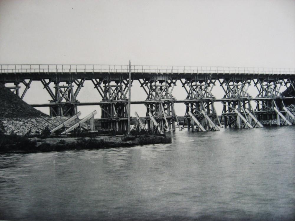 19. Мост через р. Чик.