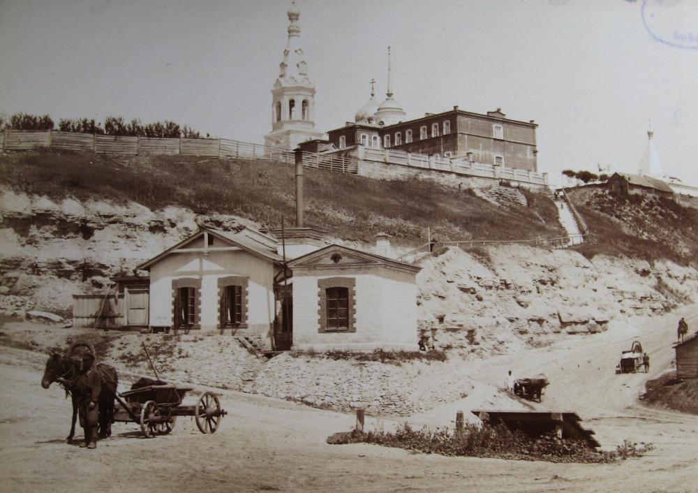 4. Водоподъемное здание на станции Ливны.