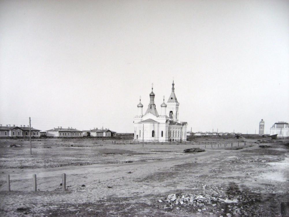 3. Общий вид станции Казалинск.