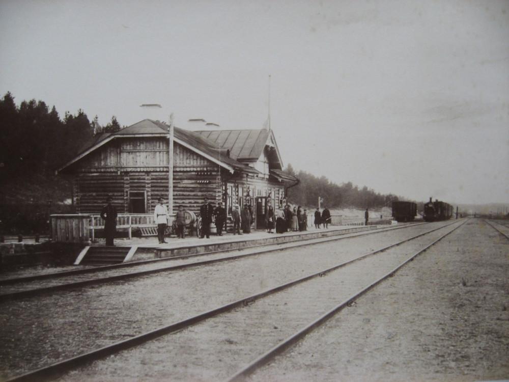10. Станция IV класса Печоры.