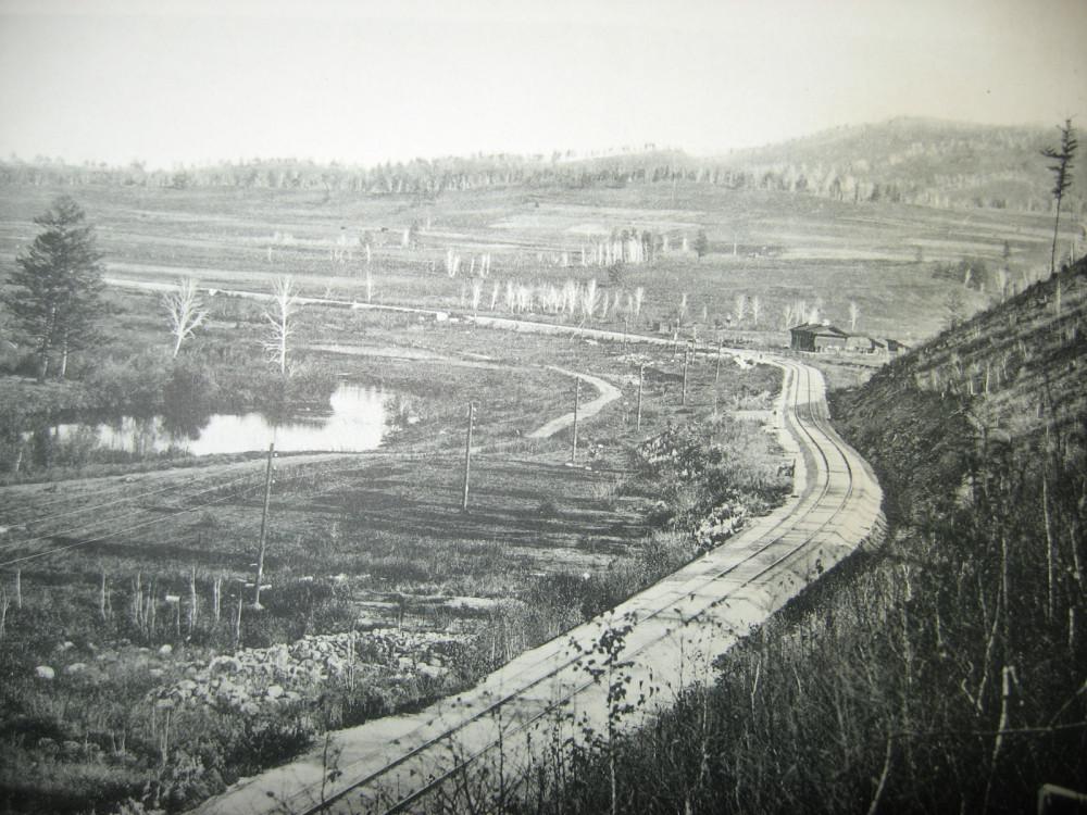 2. Река Алеур  на 72 версте.
