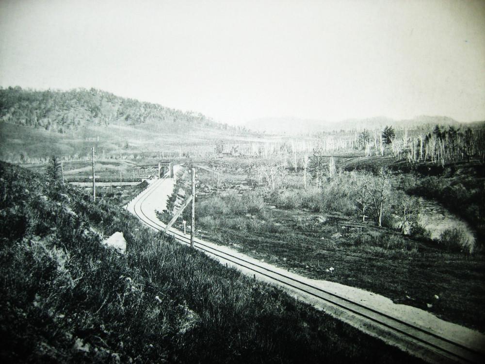 13. Мост через р. Алеур на 69 версте.