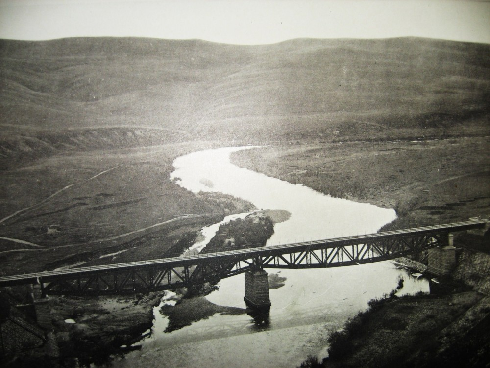 17. Мост через р. Куэнгу на 35 версте.