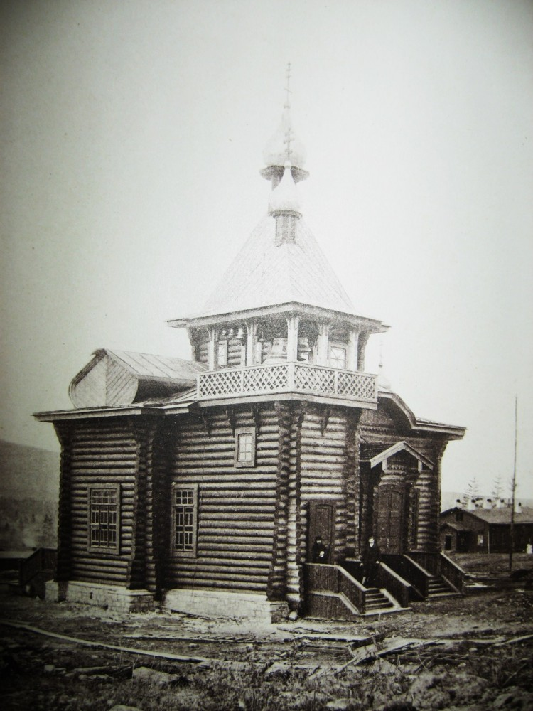 26. Церковь на станции Зилово.