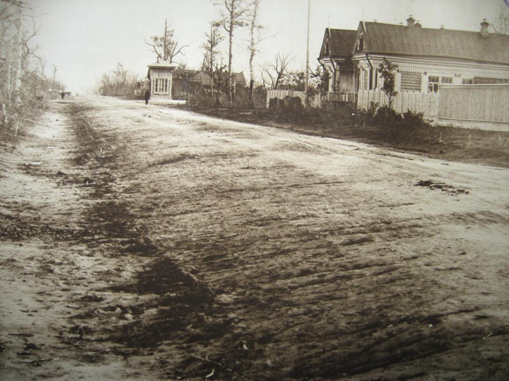 142. Одна из улиц Алексеевска.