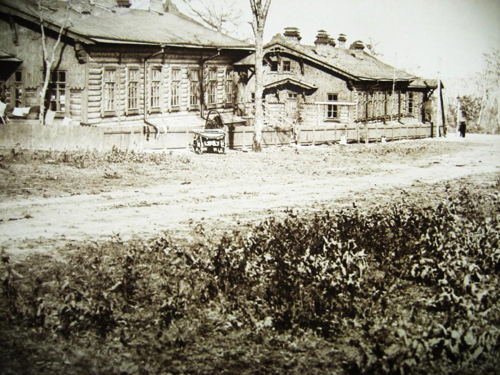 144. Город Алексеевск. Почта.