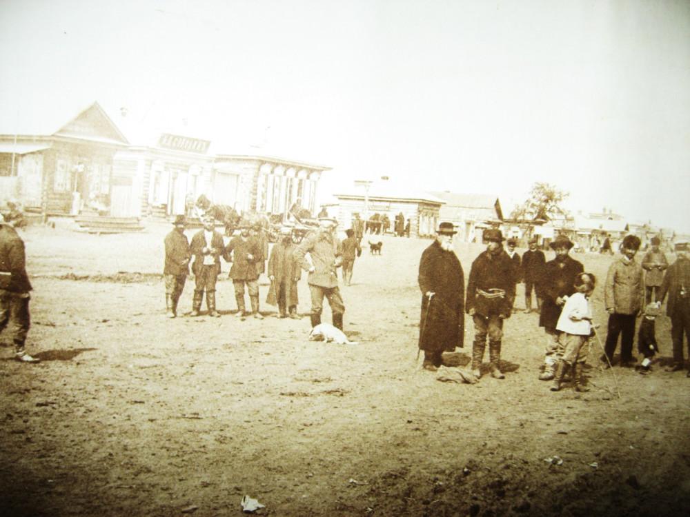 151. Алексеевский поселок.