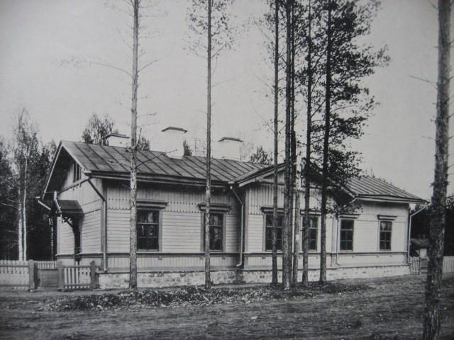 2. Типовой жилой дом.