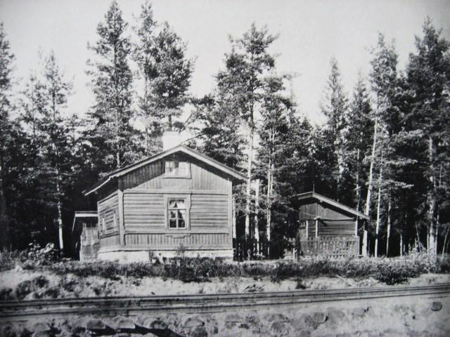 13. Линейный сторожевой дом.