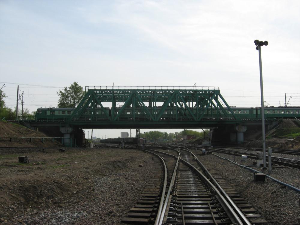 9в. Станция Андроновка, 30.04.2008