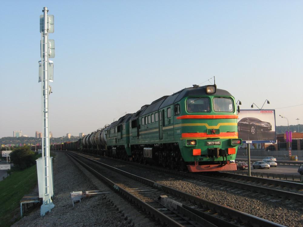 80. 2М62У-0085 у Краснолужского моста. 04.09.2008
