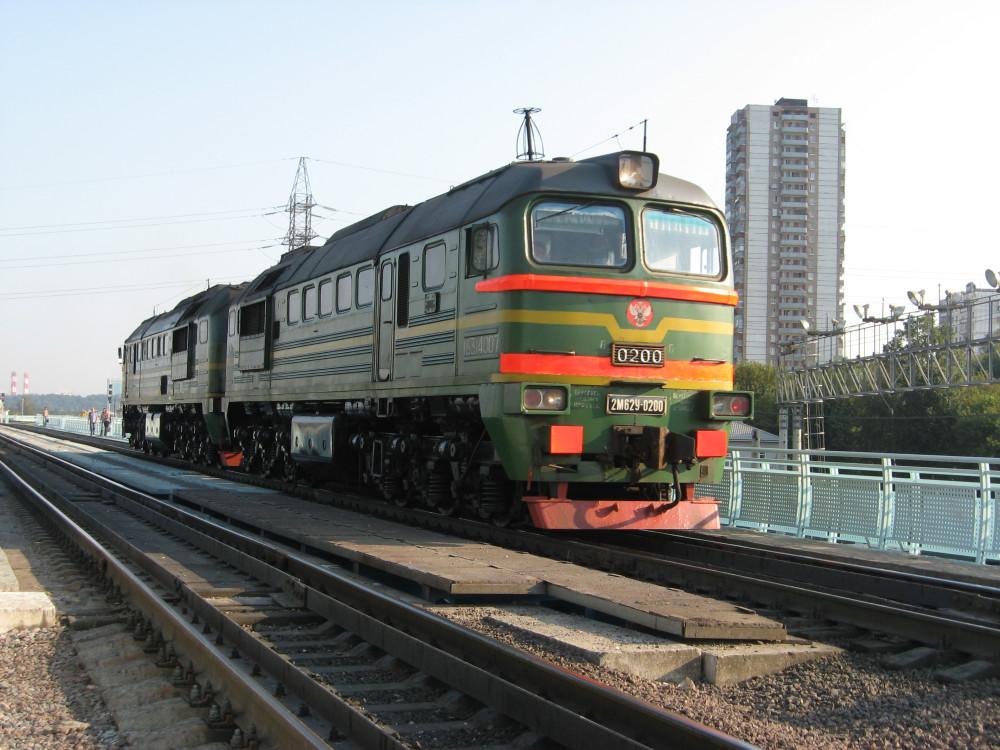70. 2М62У-0200, путепровод через Киевское напр. Мск.ж.д., 04.09.2008