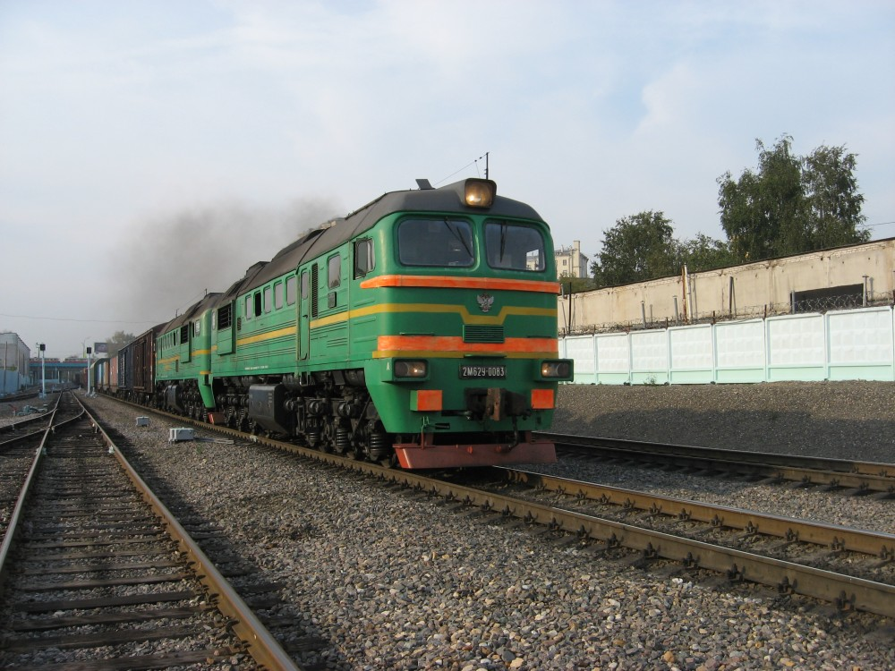 90. 2М62У-0083, ст.Серебряный Бор, 05.09.2008