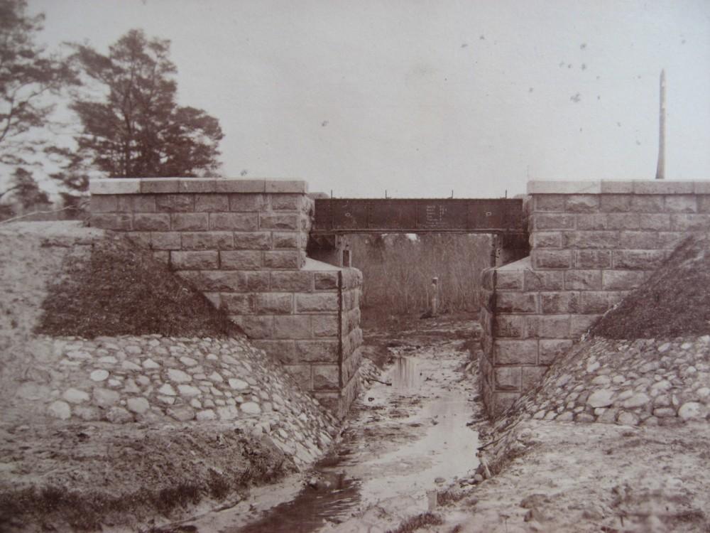 1. Мост на 528 версте.