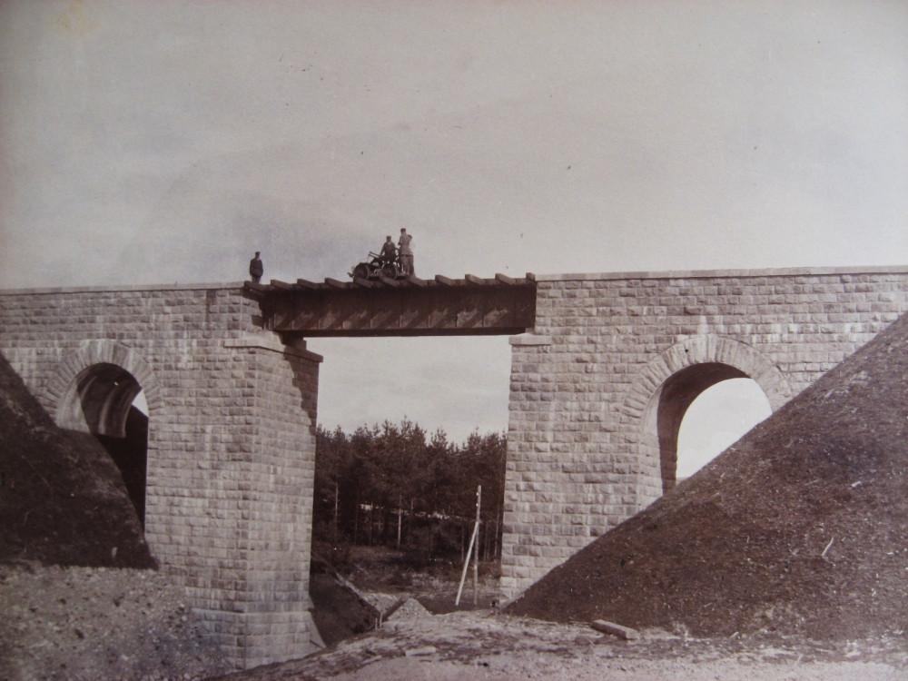 9. Мост на Кривом Ручье.